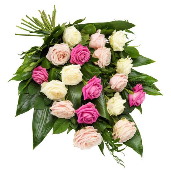 BÃ¥rebukett med roser fra nettblomst.no